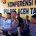Kurang dari 15 Jam, Polres Aceh Tamiang Berhasil Tangkap Pelaku Pembunuhan Mini Suryani