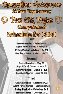 Pass Or Pages 2020 Dates