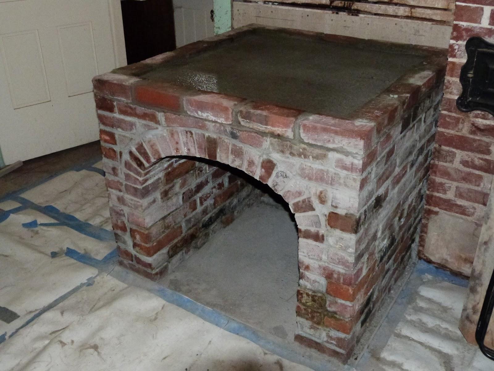 True Brick Ovens The Barrel Arch Option
