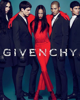 Joan Smalls Givenchy