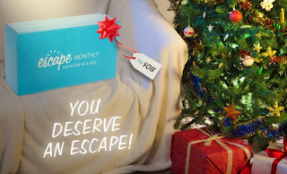 Escape Monthly Holiday Box