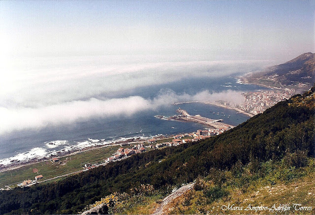 A Guarda (Pontevedra).