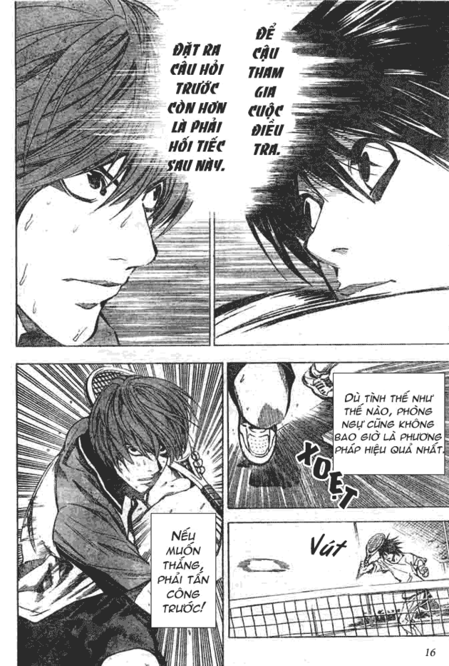 Death Note chapter 020 trang 17