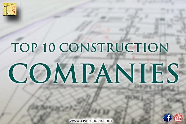 Top 10 Construction companies in India ~ Civil Scholar