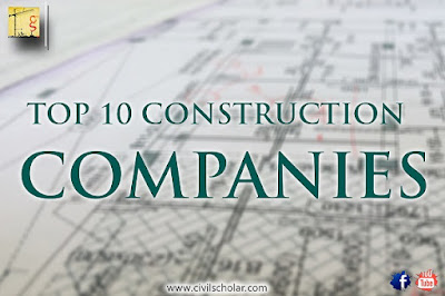 best construction companies India