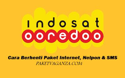 Cara Unreg Paket Indosat Ooredoo, Internet, Nelpon dan SMS Terbaru 2018