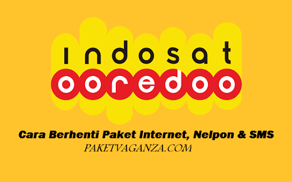 Cara Unreg Paket Indosat Ooredoo, Internet, Nelpon dan SMS Terbaru 2019
