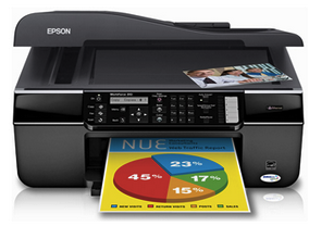 Epson WF 310 Drivers & Software Download