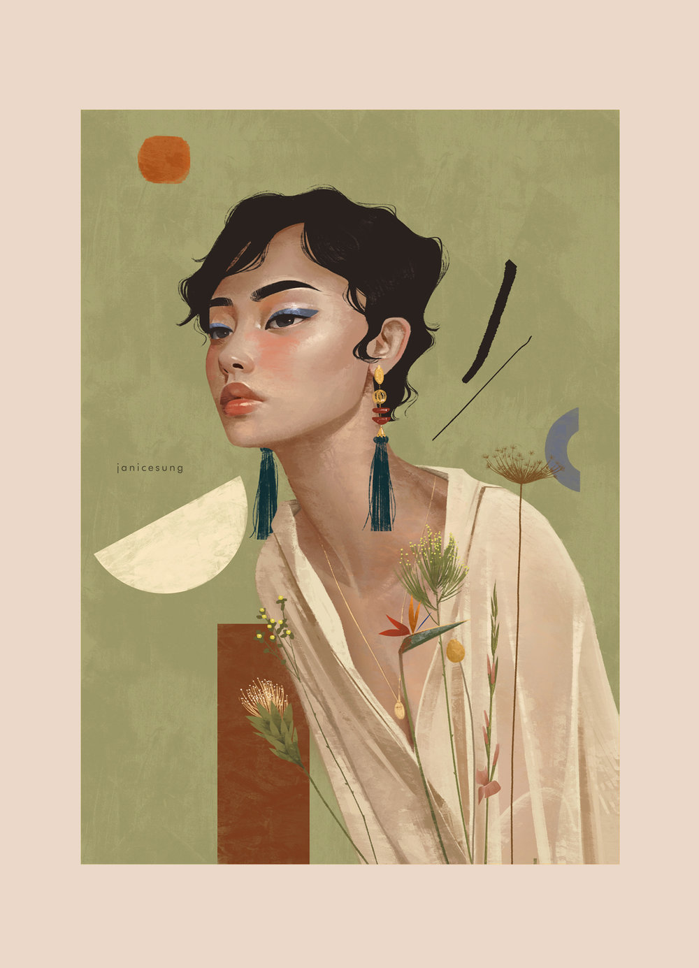 Featured Artist: Janice Sung