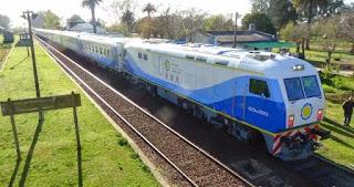 """""""Tenemos que pensar en un sistema de transporte integrado, y el tren es fundamental"""