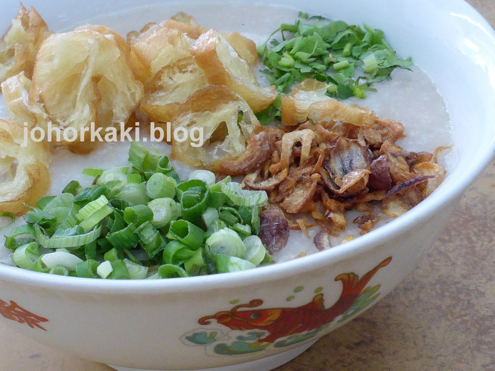 how to cook cantonese porridge