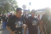 Jalan Sehat KPU, Sosialisasikan Gerakan Sadar Pemilu Serentak