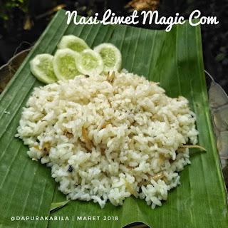 Resep Nasi Liwet Rice Cooker By @dapurakabila