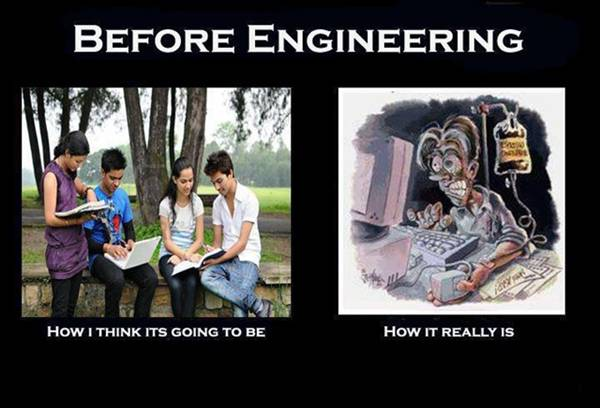 Funny Engineering Students And Engineers Pics Jokes Comics Quotes