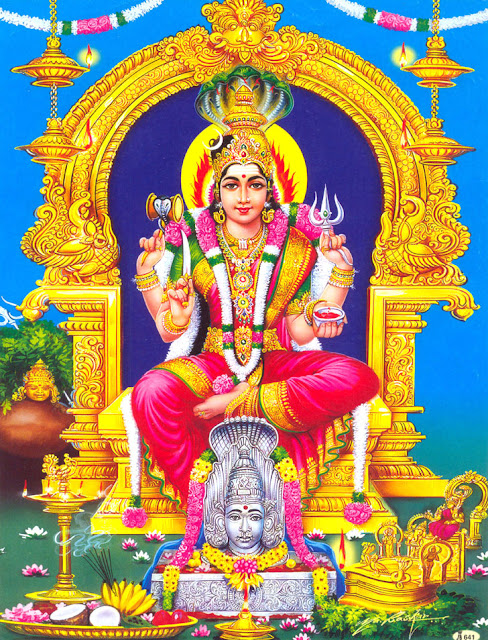 Global Pictures Gallery Karumariamman Photos  Goddess -3455