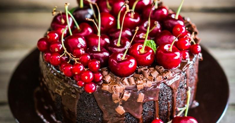 Ina Garten Double Chocolate Fudge Cake Recipe
