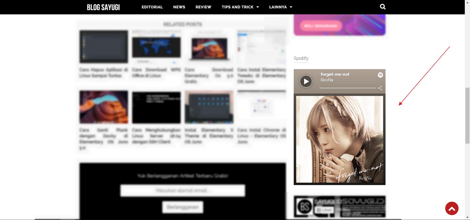 Temukan Cara Menambah Foto Di Spotify paling mudah
