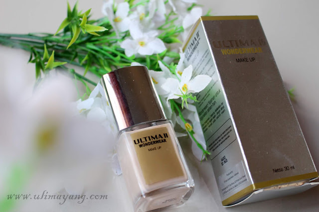 review ultima II wonderwear make up  liquid foundation-neutral-shade-02