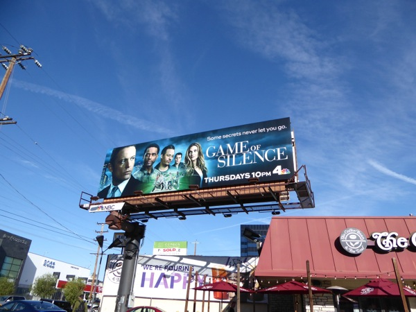 Game of Silence season 1 billboard
