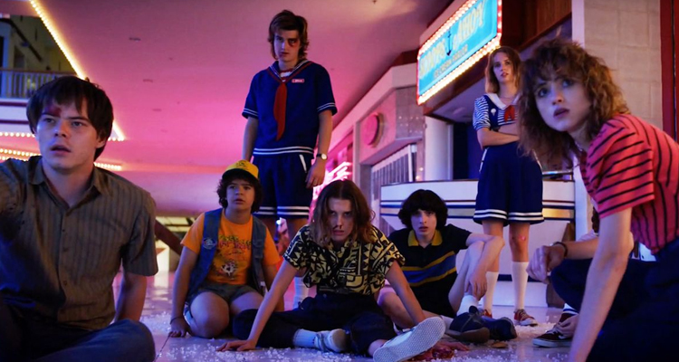 Stranger Things Temporada 3: ¡Vuelven Once y compañia!