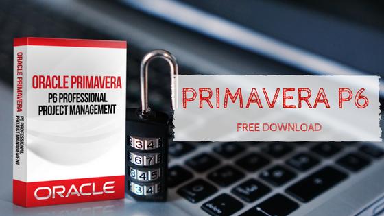 Project Management Oracle Primavera P6.18.8 English Free Online Course