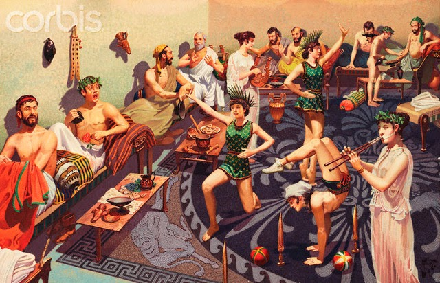 ancient greece woman
