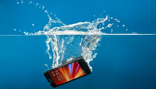 Save wet phone