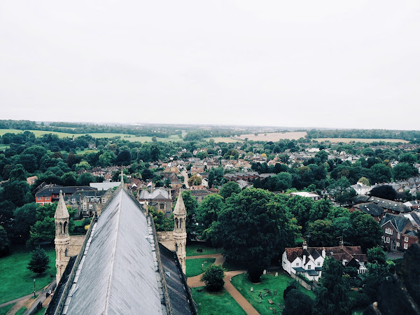 Cathedral Tower Tour | St Albans