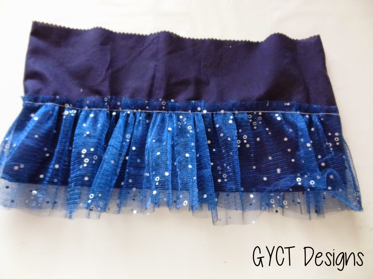 Special Occasion Skirt Tutorial by GYCT