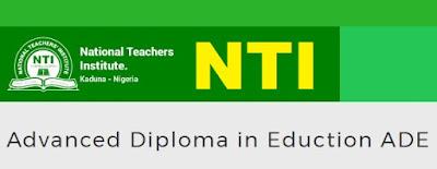 Advanced Diploma in Education - National Teachers Institute (NTI)