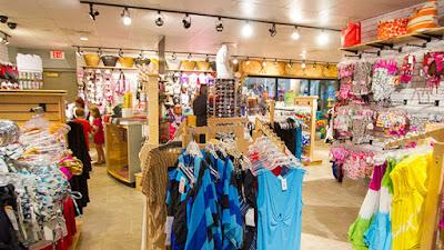 theme park souvenir shop