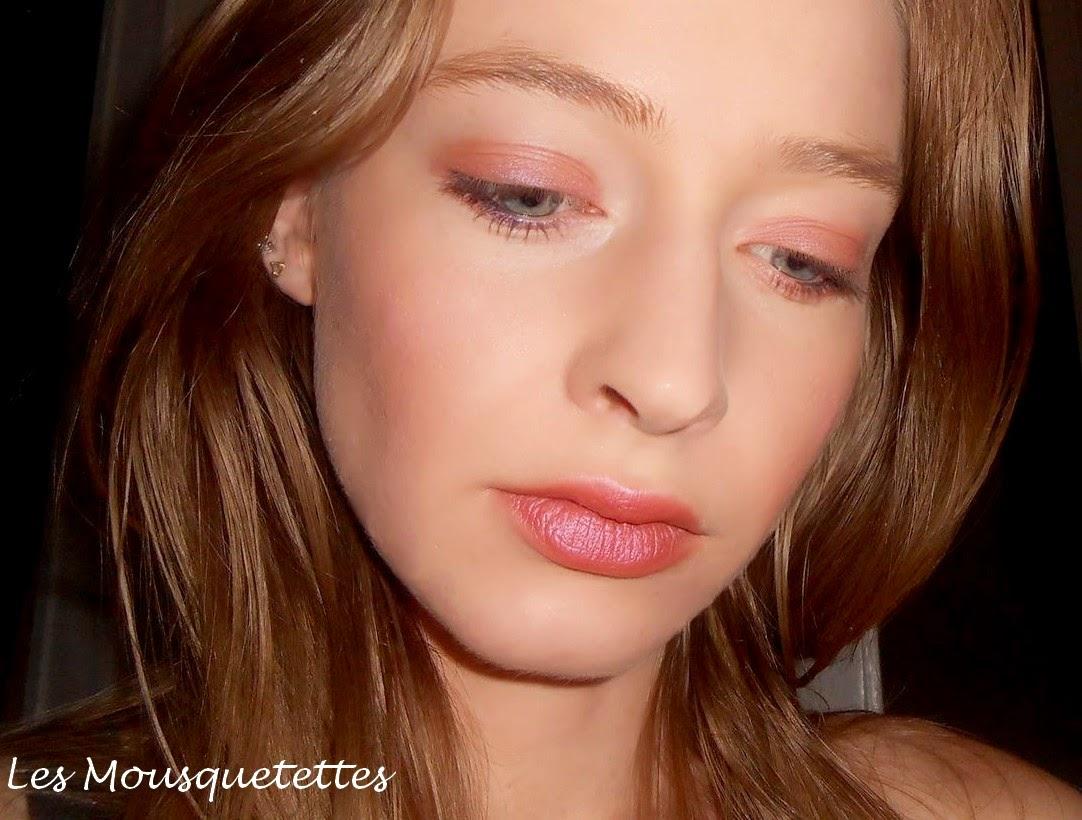 Makeup Blush Wild Rose Mica Beauty Cosmetics - Les Mousquetettes©
