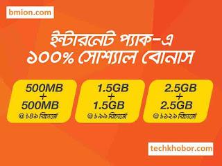 Banglalink-100%-Internet-Social-Bonus-Facebook-WhatsApp-IMO-49TK-99TK-129TK-Pack