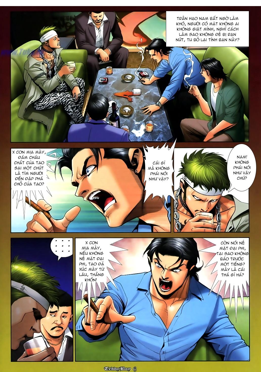 Người Trong Giang Hồ NetTruyen chap 987 - Trang 3