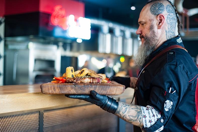 Evil Steak House - stek z rostbefu i inne pyszności