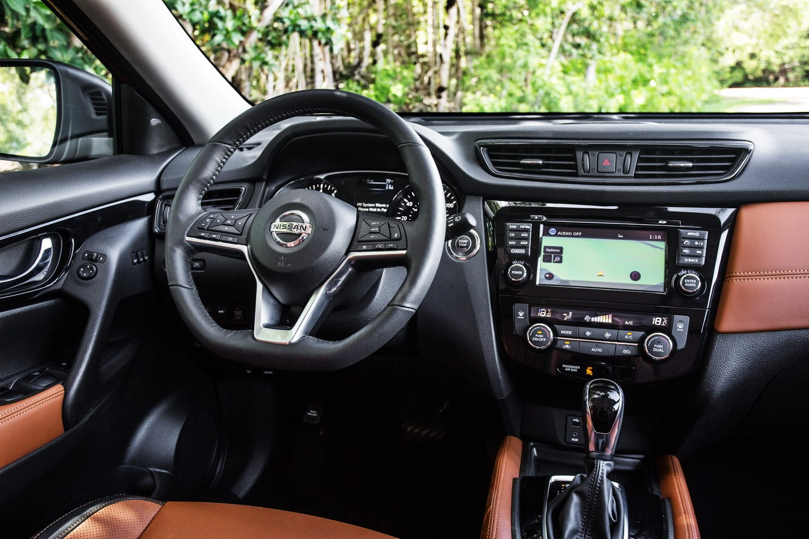 Vwvortex 2017 nissan rogue comes with a revised face hybrid vwvortex 2017 nissan rogue comes with a revised face hybrid variant vanachro Choice Image