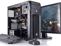INPUT - PROSES - OUTPUT KOMPUTER PC
