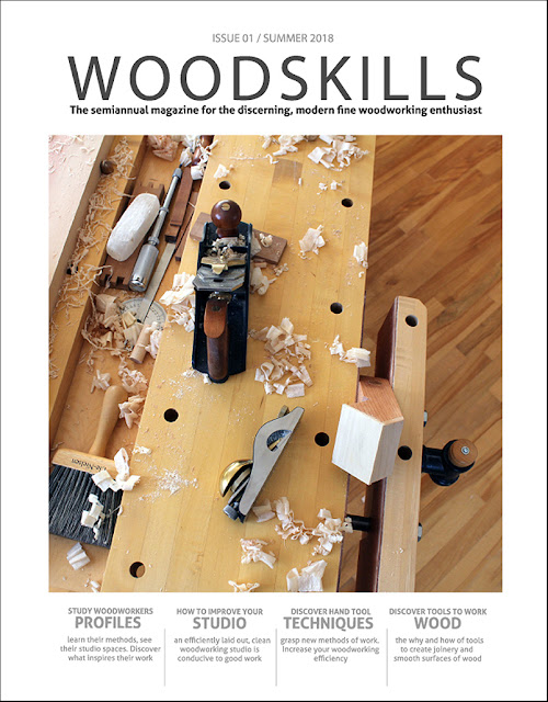 WOODSKILLS Issue 01 woodworking magazine