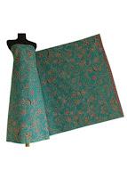 Kain Batik Cibulan 003 Toska