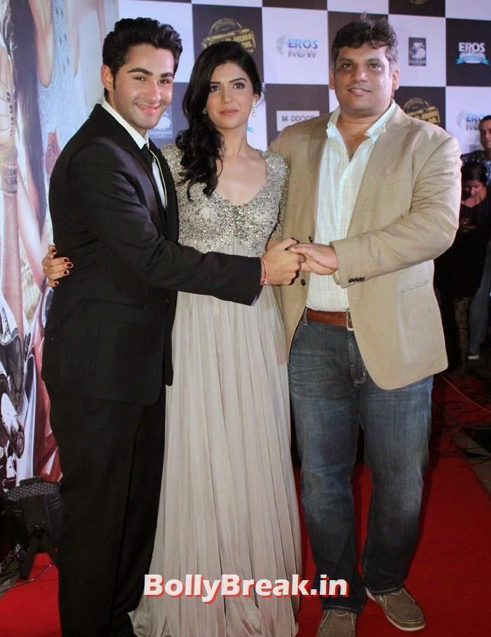 Armaan Jain, Deeksha Seth, Arif  Ali
