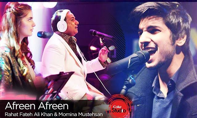 Afreen Afreen lyrics
