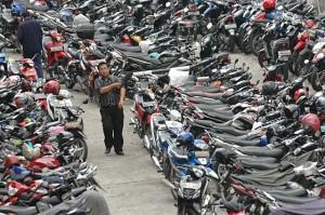 Tarif Parkir di Kota Bandung Naik Mulai 1 Mei 2017