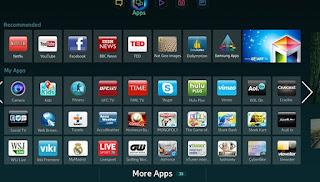 App delle Smart TV