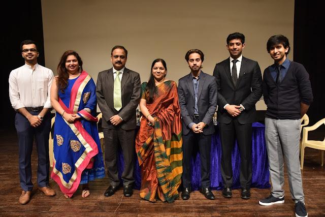 Mr. Hardik Jain, Ms Freyaz Shroff,  Shri Vivek Phansalkar, Deepa Shetty, Nirvaan Birla, Ameya Pratap Singh, Mr Rishabh Shah-