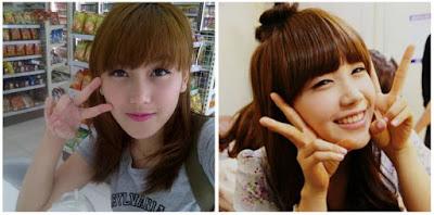 Ayu Ting Ting - Eunji (A-Pink)