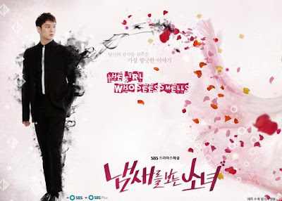 Sinopsis Drama The Girl Who Sees Smells Episode 1-16 (Tamat)
