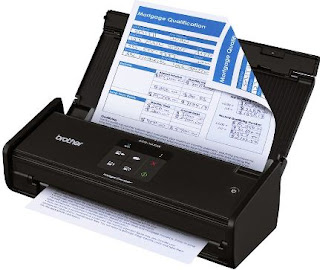 Brother ADS-1000W Scanner, Software, Driver Download