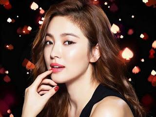 foto cantik Song Hye Kyo