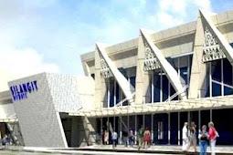 Bandar Udara Silangit Resmi di Ganti Jadi Bandara Sisingamangaraja XII dan di Resmikan Presiden Joko Widodo