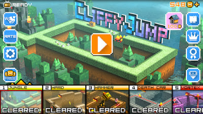Download Cliffy Jump game petualangan dengan Anjing Lucu